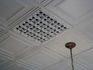 decorative suspended ceiling grilles