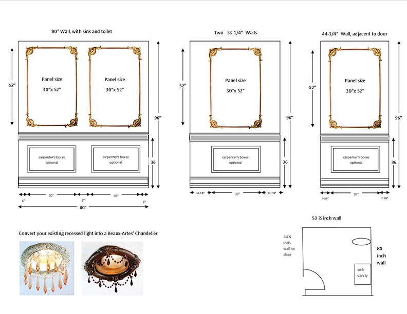 Bathroom Design Layouts