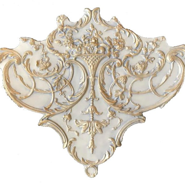 Louis XV Corner Ornament Standard Finish #C-134