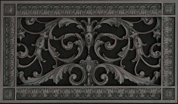 Louis XIV Style Grille #RR-203-06×12