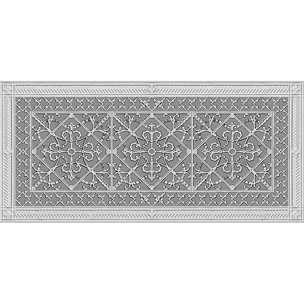 """Decorative Vent Cover Craftsman Style Arts and Crafts Grille Covers Duct 10""""×24"""""""