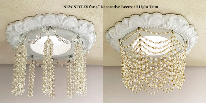 "New Styles for 4"" Recessed Lights"