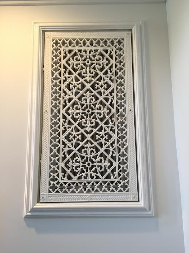 decorative grilles beaux arts classic products
